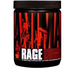 Universal Animal - Animal Rage / 315 gr Хранителни добавки, Сила и възстановяване, Хранителни добавки на промоция