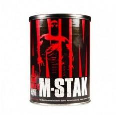Universal Animal - Animal M-Stak / 21 pak Хранителни добавки, Сила и възстановяване