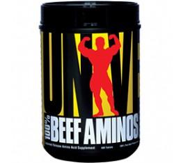 Universal Nutrition - 100% Beef Amino / 200 tab Хранителни добавки, Аминокиселини, Телешки аминокиселини
