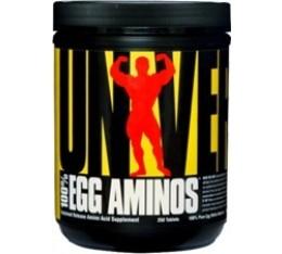 Universal Nutrition - 100% Egg Amino / 250 tab