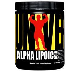 Universal Nutrition - Alpha Lipoic Acid / 60 tab Хранителни добавки, Антиоксиданти, Алфа-Липоева киселина