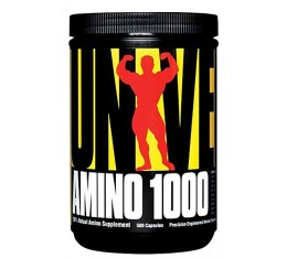 Universal Nutrition - Amino 1000 / 500 caps
