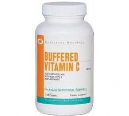 Universal Nutrition - Buffered Vitamin C / 100 tab