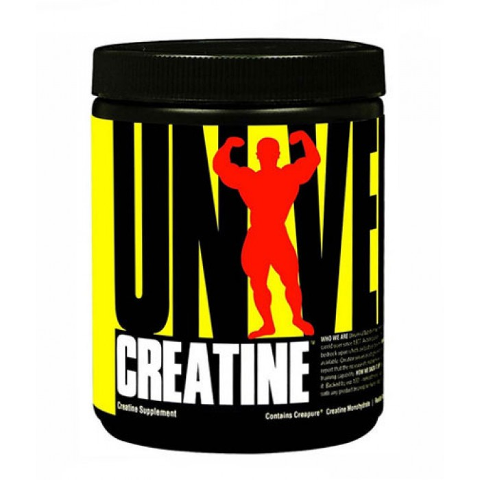 Universal Nutrition - Creatine Powder / 500 gr​