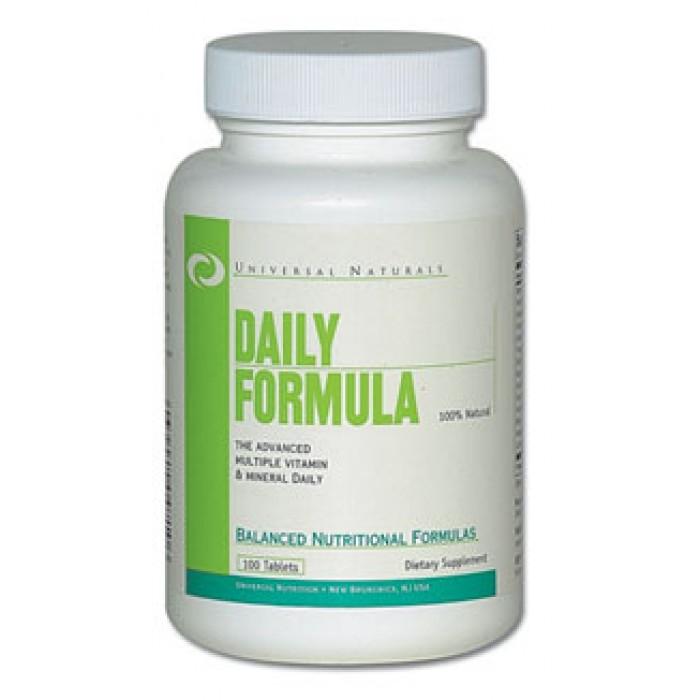 Universal Nutrition - Daily Formula / 100 tab
