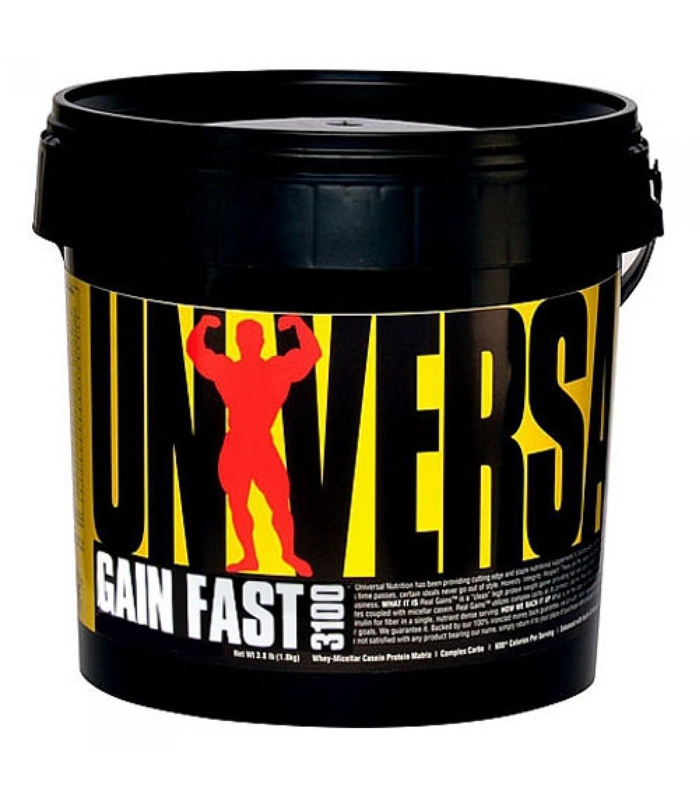 Universal Nutrition - Gain Fast 3100 / 4540 gr