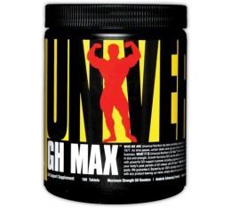 Universal Nutrition - GH Max / 180 tab Хранителни добавки, Стимулатори за мъже