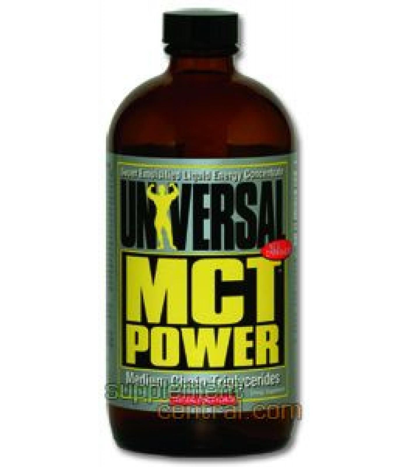 Universal Nutrition - MCT Power / 454 ml