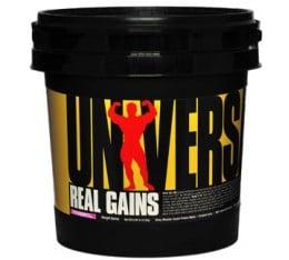 Universal Nutrition - Real Gains / 1762 gr Хранителни добавки, Гейнъри за покачване на тегло, Гейнъри