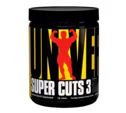 Universal Nutrition - Super Cuts 3 / 130 tab