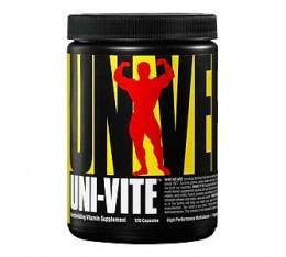 Universal Nutrition - Uni-Vite / 120 caps Хранителни добавки, Витамини, минерали и др., Мултивитамини