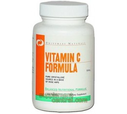 Universal Nutrition - Vitamin C Formula / 100 tab