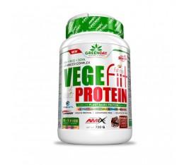 AMIX VEGEfiit PROTEIN - 720gr. Хранителни добавки, Протеини