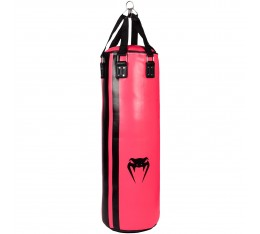 Боксов Чувал - VENUM HURRICANE PUNCHING BAG - 130 CM FILLED / BLACK - PINK​ Боксови чували