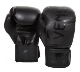 Боксови ръкавици - Venum Challenger 2.0 Boxing Gloves - Black/Black Боксови ръкавици