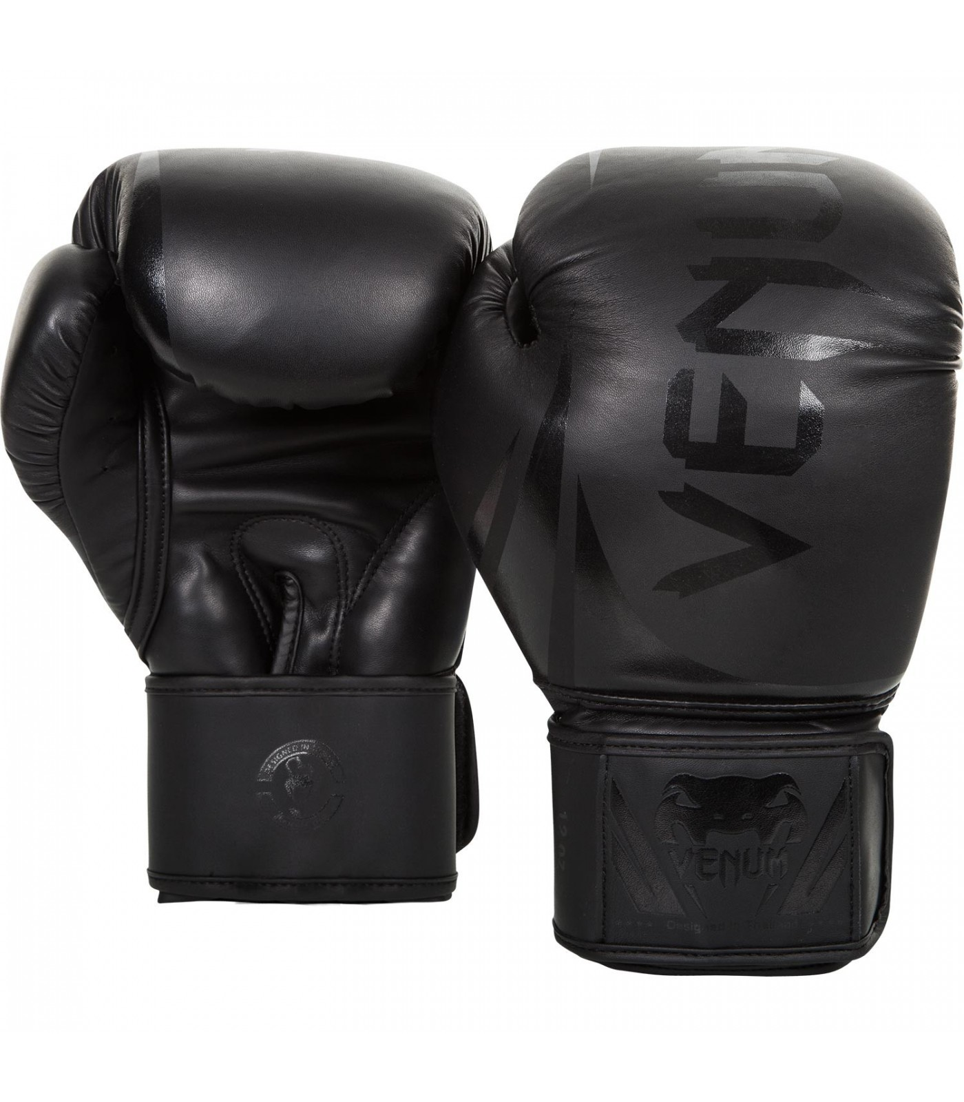 Боксови ръкавици - Venum Challenger 2.0 Boxing Gloves - Black/Black​