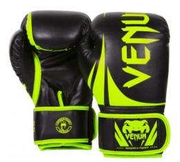 Боксови ръкавици - Venum Challenger 2.0 Boxing Gloves - Neo Yellow/Black Боксови ръкавици