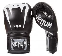 Боксови ръкавици - VENUM GIANT 3.0 BOXING GLOVES / BLACK Боксови ръкавици