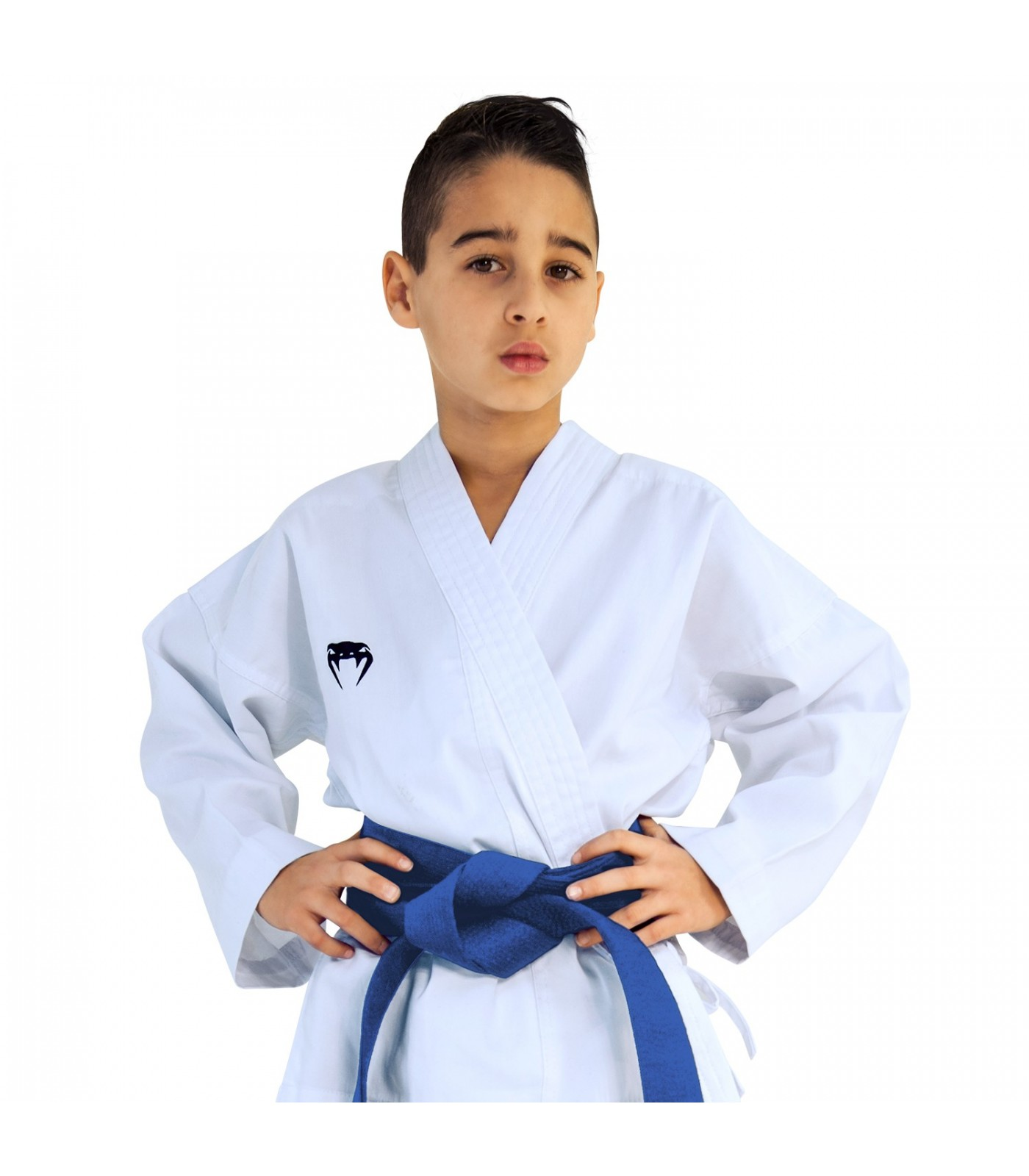 Кимоно за карате - VENUM CONTENDER KIDS KARATE GI - WHITE / 120 см.