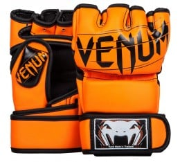 ММА РЪКАВИЦИ - VENUM UNDISPUTED 2.0 MMA GLOVES/ NEO ORANGE​