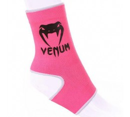 Наглезенки - VENUM KONTACT ANKLE SUPPORT GUARD / PINK​