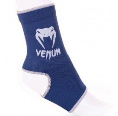 Наглезенки - Venum Kontact Ankle Support Guard / Blue