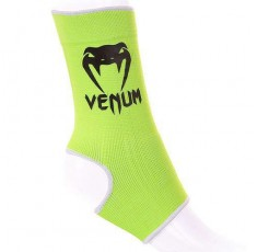 НАГЛЕЗЕНКИ - Venum Kontact Ankle Support Guard - Neo Yellow