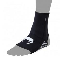 Наглезенки - VENUM KONTACT EVO FOOT GRIPS / BLACK Протектори за крака
