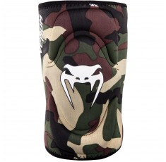 Наколенки - VENUM KONTACT GEL KNEE PAD - FOREST CAMO​