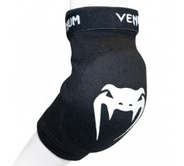 Налакътници - VENUM KONTACT ELBOW PROTECTOR - COTTON / BLACK​ Други