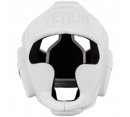 ПРОТЕКТОР ЗА ГЛАВА / КАСКА - VENUM ELITE HEADGEAR-WHITE/WHITE​ Протектори за глава