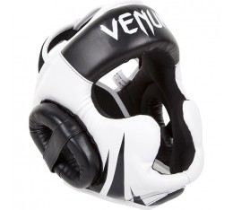 Протектор за глава / Каска / - VENUM CHALLENGER 2.0 HEADGEAR / BLACK/ICE​ Протектори за глава