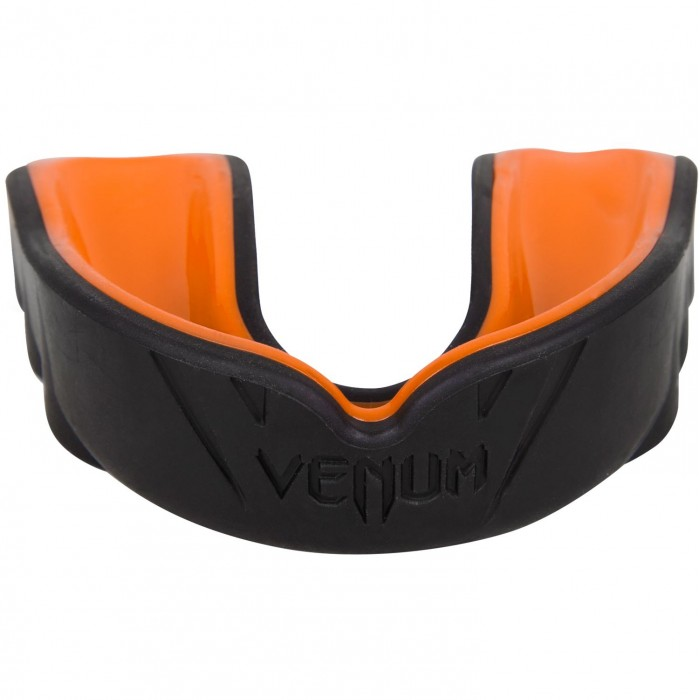 Протектор за уста - VENUM Challenger Mouthguard - Black / Orange​