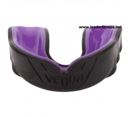 Протектор за уста - VENUM CHALLENGER MOUTHGUARD - Black/Purple ​ Протектори за уста