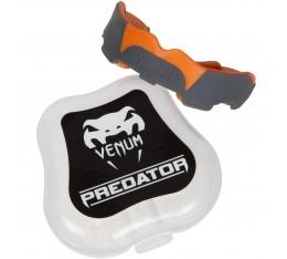 "Протектор за уста - VENUM ""PREDATOR"" MOUTHGUARD - ORANGE/GREY Протектори за уста"