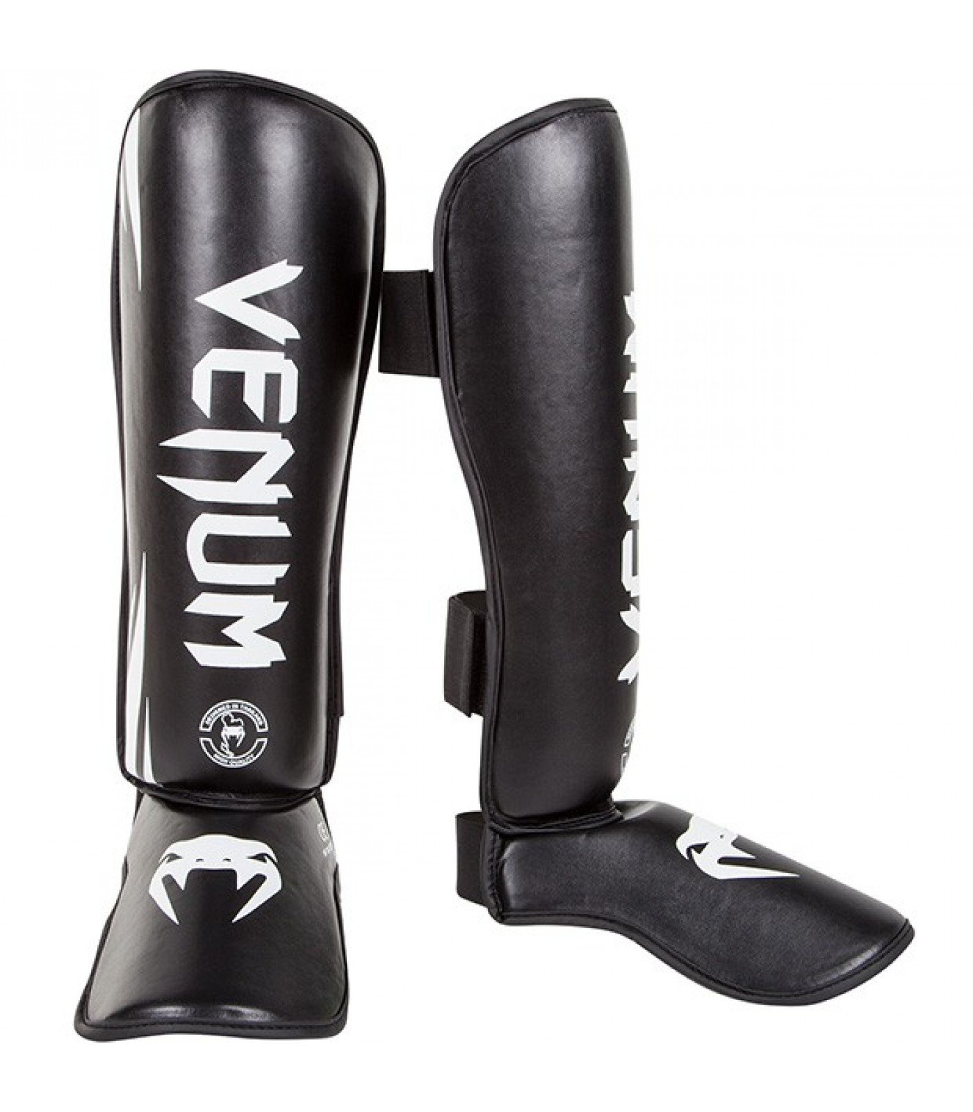 Протектори за крака - VENUM CHALLENGER STANDUP SHINGUARDS - BLACK​