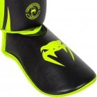 Протектори за крака - Venum Challenger Standup Shinguards Neo Yellow/Black