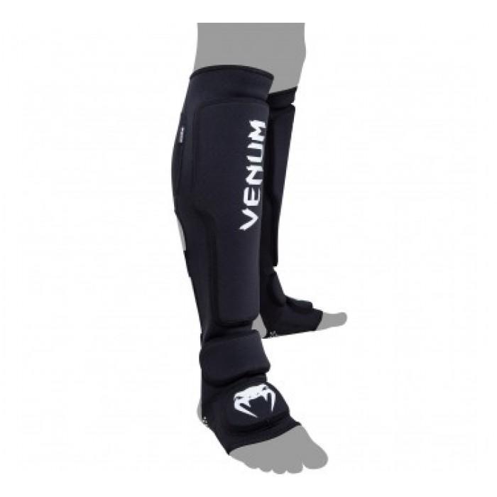 Протектори за крака - VENUM - KONTACT EVO SHINGUARDS / BLACK