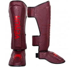 Протектори за крака - VENUM NIGHTCRAWLER SHINGUARDS / RED Протектори за крака