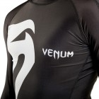 РАШГАРД - VENUM GIANT RASHGUARD - BLACK - LONG SLEEVES​