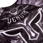 Рашгард - VENUM GLADIATOR 3.0 RASHGUARD - BLACK/WHITE - SHORT SLEEVES