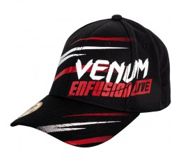 Шапка - VENUM ENFUSION LIVE CAP / BLACK Шапки
