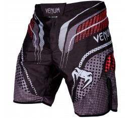 Шорти - VENUM ELITE 2.0 FIGHTSHORTS - BLACK​