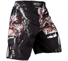 Шорти - VENUM GORILLA FIGHTSHORTS - BLACK