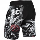 Шорти - VENUM SAMURAI SKULL TRAINING SHORTS - BLACK​