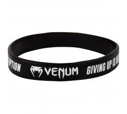 Силиконова Гривна - VENUM RUBBER BAND - GIVING UP - BLACK Други