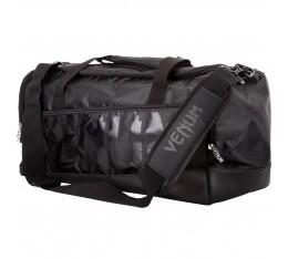 Спортен Сак - VENUM SPARRING SPORT BAG - BLACK/BLACK Тренировъчни сакове