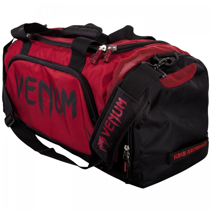 Спортен Сак - Venum Trainer Lite Sport Bag / Red​