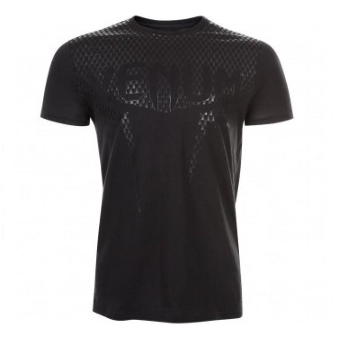 Тениска - VENUM CARBONIX T-SHIRT - BLACK 