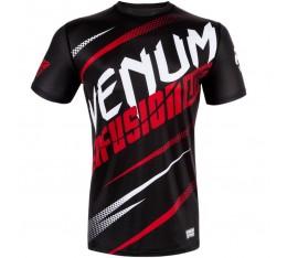 Тениска - VENUM ENFUSION LIVE DRY TECH T-SHIRT / BLACK Тениски